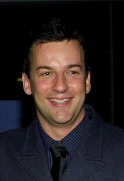 Craig Parker at the Fire and Ice ball.